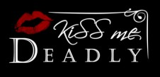 kiss me deadly logo