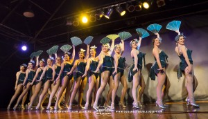 Sugar Blue Burlesque Chorus Line