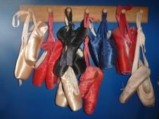 cecile's ballet shoes