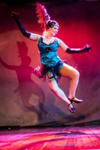 Scarlet O'Harlet @ Miss Burlesque Western Australia state finals