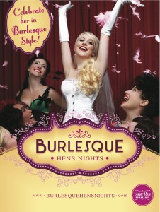 burlesquehensnights by Sugar Blue Burlesque