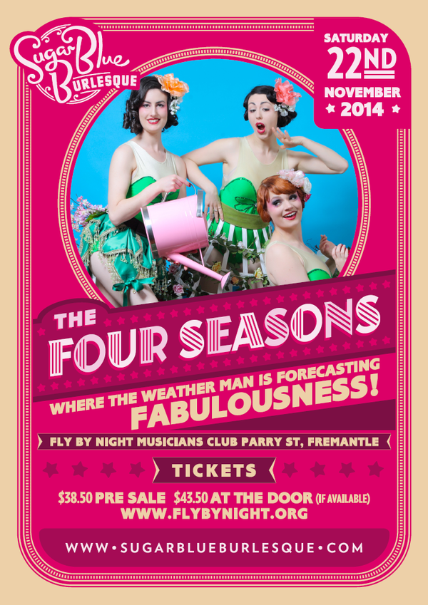 Four Seasons Web Poster