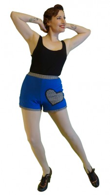 heatbeat blue shorts newsletter