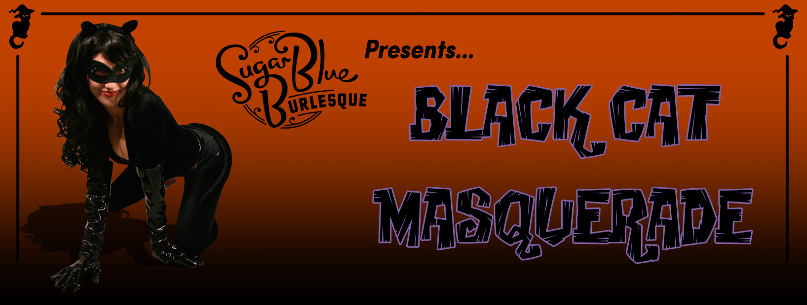 Black CAa Masqurade Facebook header